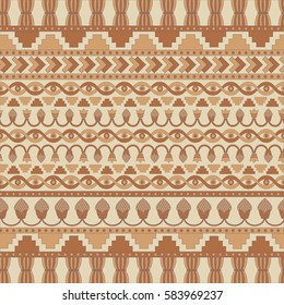 Mesopotamia ornament Tribal seamless pattern. ?an be used for cloth, jackets, invitation, flyers, bags, notebooks, cards, envelopes, pads, blankets, furniture, packing,