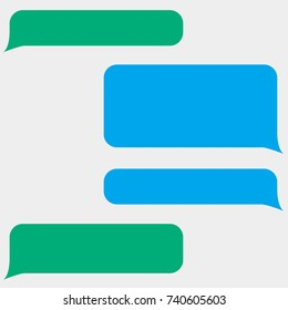Message Phone Template