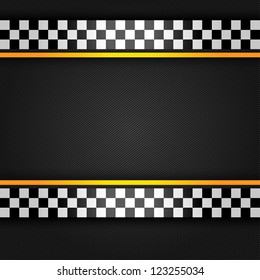 Metallic sheet, vector illustration 10eps