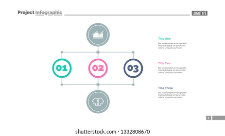 Methods of business development slide template. Business data. Graph, diagram, design. Creative concept for infographic, report. Can be used for topics like implementation, strategy, business practice