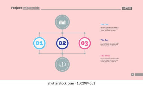 Methods of business development slide template. Business data graph diagram design. Creative concept for report infographic template.. Can be used for topics like implementation, strategy, business practice
