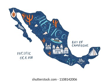 Latino America Map Images Stock Photos Vectors Shutterstock