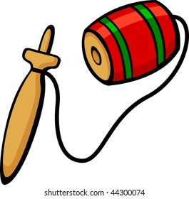 mexican balero toy