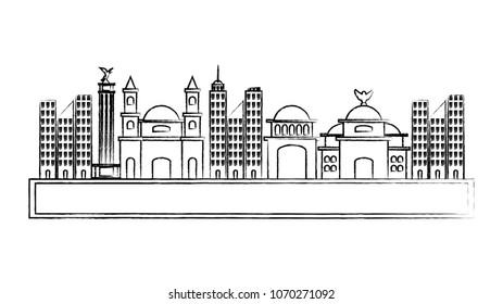 mexican buildings design
