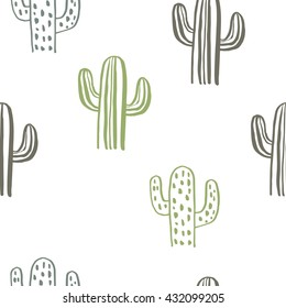 Mexican cactus print