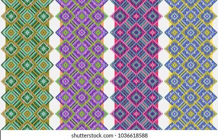 Mexican Colorful  Bracelets