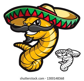 MEXICAN TEQUILA WORM
