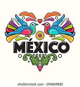 Mexico Composition