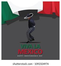 MEXICO DANCE MALE FOR VIVA LA MEXICO FESTIVAL