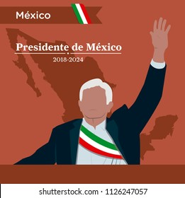 Mexico Elections 2018 - President elect