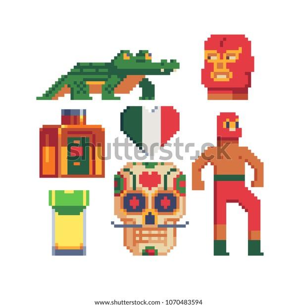 Image Vectorielle De Stock De Les éléments Traditionnels