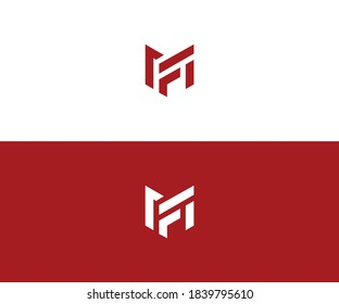 mf logo design eps format
