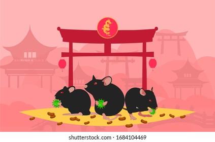 ハンタ ウイルス 中国