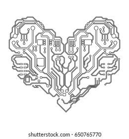 Microchip circuit technology
