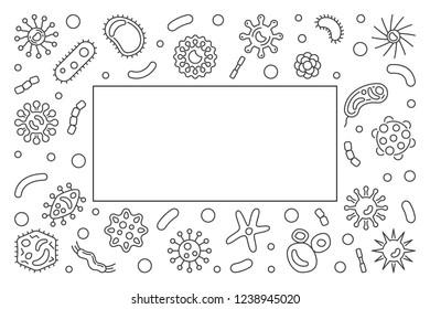Bacteria Estructura Stock Vectors Images Vector Art