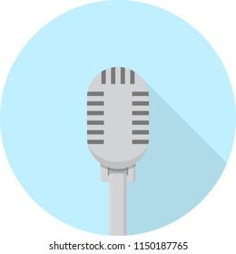 Microphone Icon Design