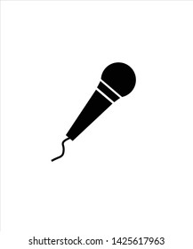microphone icon,vector best flat icon.