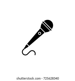 microphone vector icon