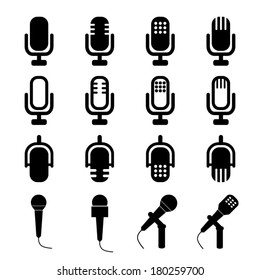 Microphones Signs