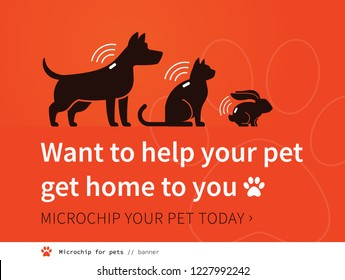 Microship your pet banner