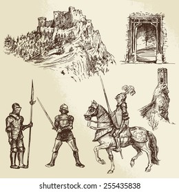 Castle of Knights Images, Stock Photos & Vectors | Shutterstock