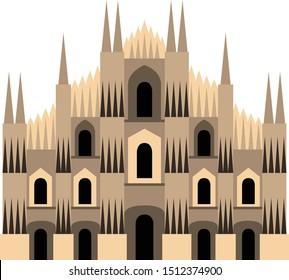 Milan Cathedral - Duomo di MIlano, Italy