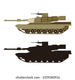 military armored vehicle war machine vector design