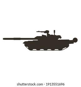 military armour tank vector design illustratioin