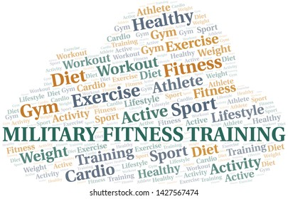 Fitness Military Stock Illustrations, Images & Vectors