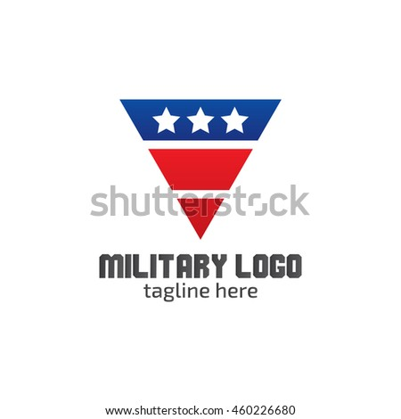 military patch design template stock vector royalty free 460226680