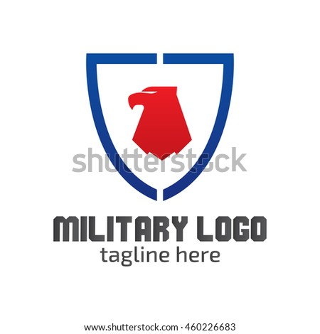 military patch design template stock vector royalty free 460226683