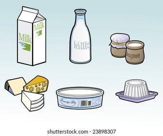 milk i cheese