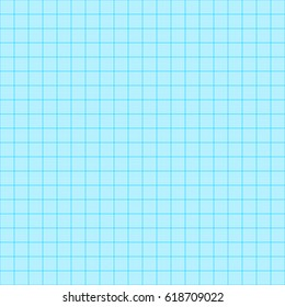 Millimeter paper  seamless pattern vector background