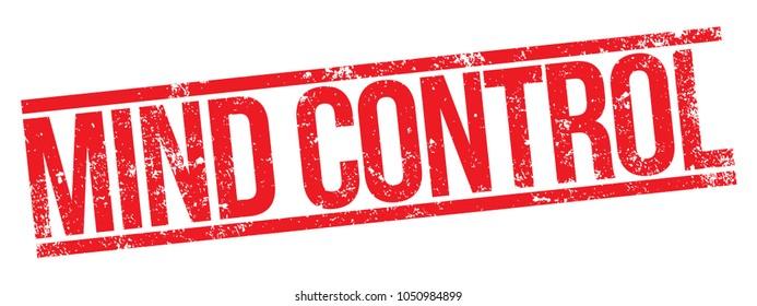 Mind Control Stamp