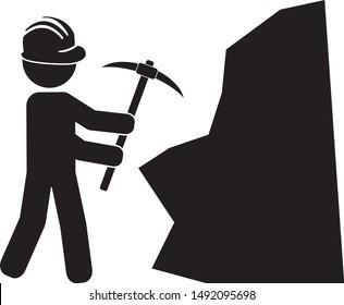 Vectores, imágenes y arte vectorial de stock sobre Miner