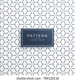 minimal clean geometric pattern background