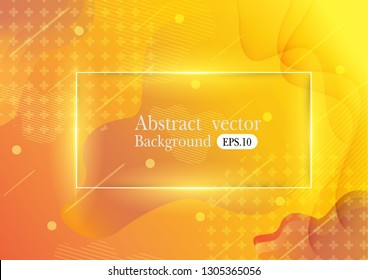 Minimal Colorful geometric background. Eps10 vector.