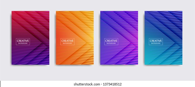 Minimal covers design.  .background modern template design for web. Cool gradients. Future geometric patterns. Eps10