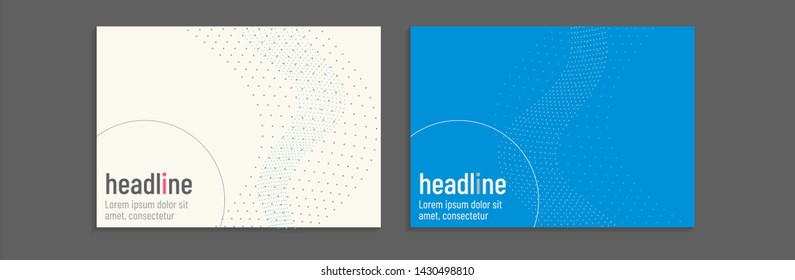 Minimal covers design. Background modern template design for web. Geometric patterns