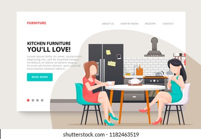 Furniture Banner Images, Stock Photos & Vectors | Shutterstock