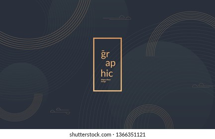 Minimal geometric background in asian style. Eps10 vector.
