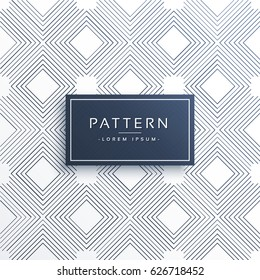 minimal geometric line pattern background