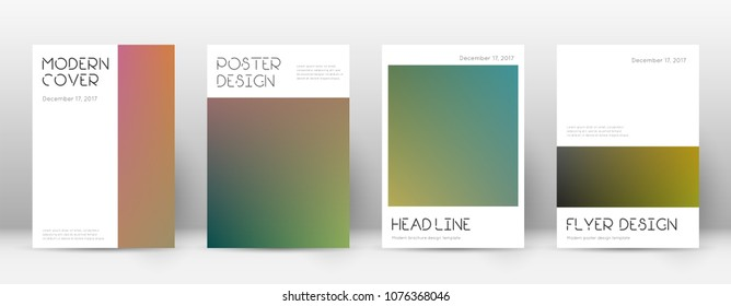 55594c3145d Minimal likable template for Brochure