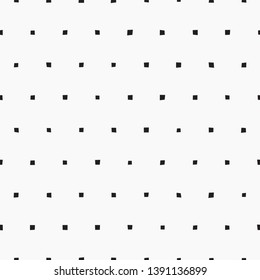 minimal style of unique confetti black rectangles seamless pattern for background, wallpaper, texture, banner, label etc. vector design