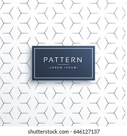 minimal thin line geometric pattern background