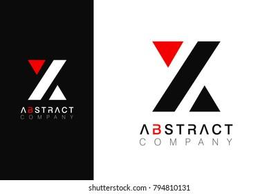 Minimal vector graphic alphabet symbol. Letter Z logo.