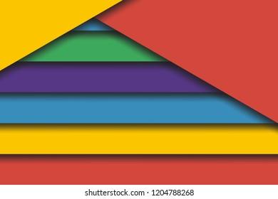 minimalis flat background. EPS10