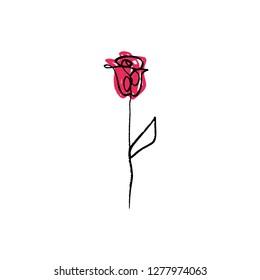 Tumblr Flower Stock Vectors Images Vector Art Shutterstock