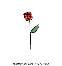 Tumblr Flower Stock Illustrations Images Vectors Shutterstock