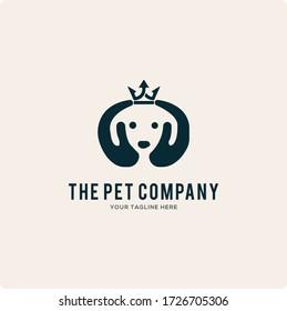 Minimalist, Pets and Animals Logo